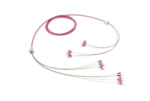 LC-LC 12-fiber FASTLINK pre-term