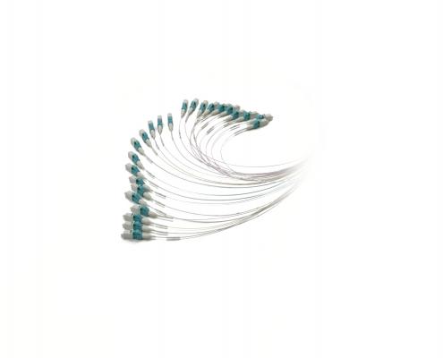 LC-LC 24-fiber Duralino trunk, free tails 900um tubing