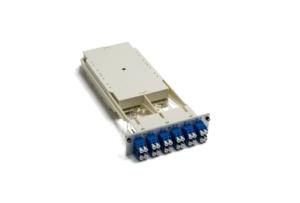 12xLC duplex WENDY splice module
