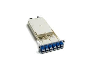2x MTP to 12x LC duplex WENDY module