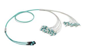 3x24f MTP to 72xLC 900um 72-fiber Duralino fanout split