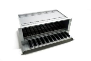 4U 19 inch WENDY vertical module carrier (CLOSED)