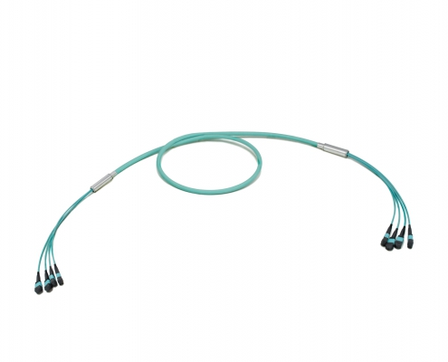 4x24f MTP to 4x24F MTP 96-fiber Duralino trunk cable