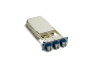 6xSC duplex WENDY splice module