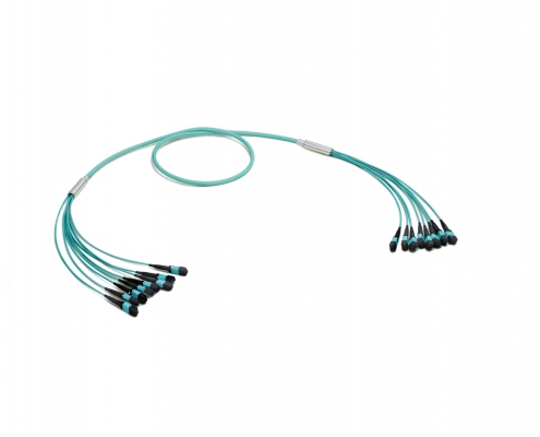 8x12f MTP to 8x12f MTP 96-fiber Duralino trunk cable