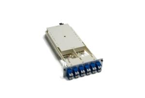 MTP to 12x LC duplex WENDY module