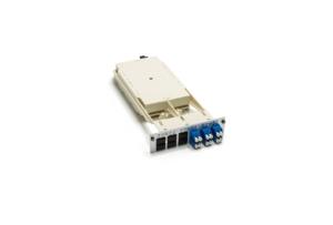 MTP to 6x LC duplex WENDY module