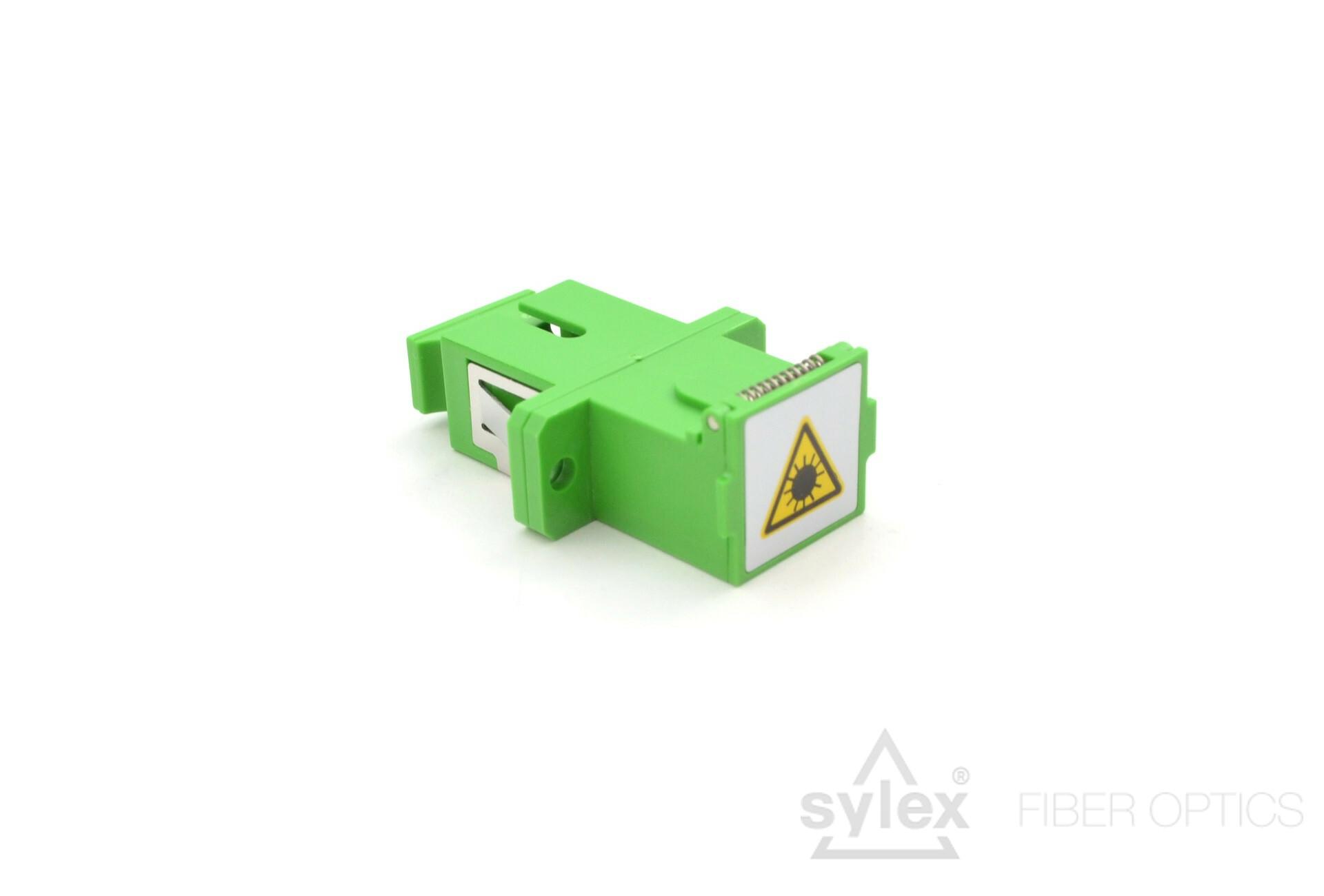SC/APC simplex adapter
