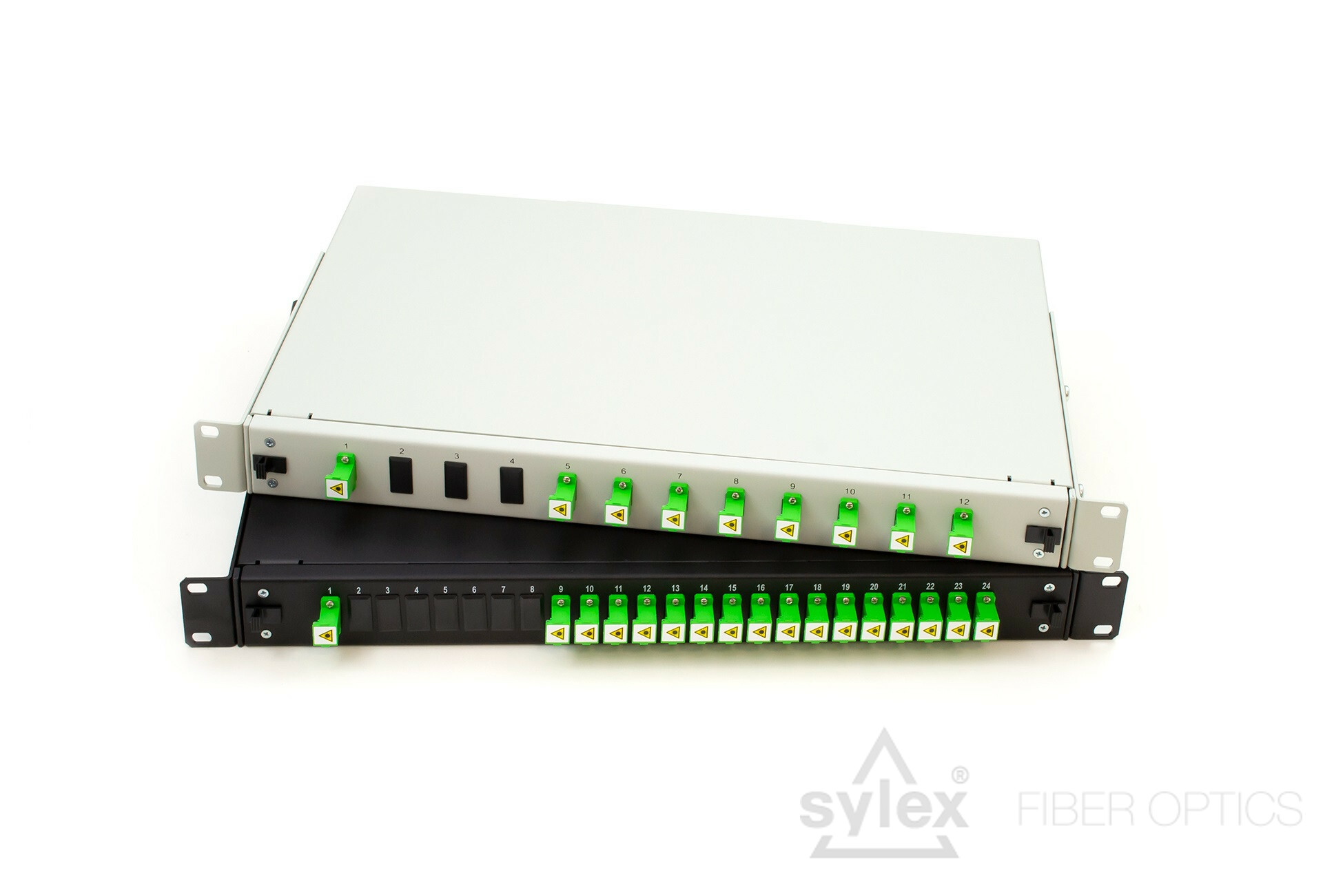 Patchpanel 1U – Splitting unit