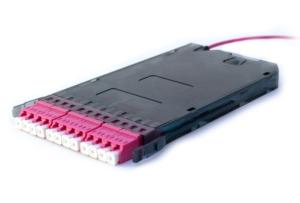 VERTEX 6x LC duplex patching module